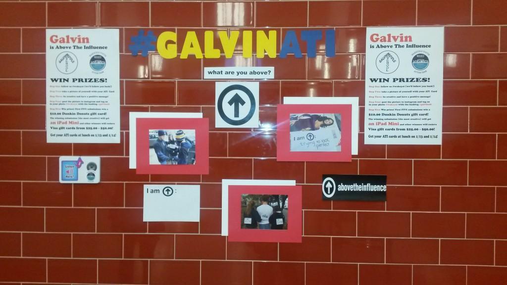 Galvin ATI bulletin board