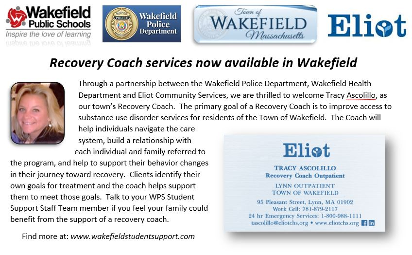 Parent Workshop In Wakefield March 11th >> Accomplishments In 2019 Wakefield Unified Prevention Coalition